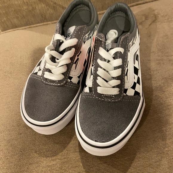 Vans Shoes | Old Skool For Boys Size 12